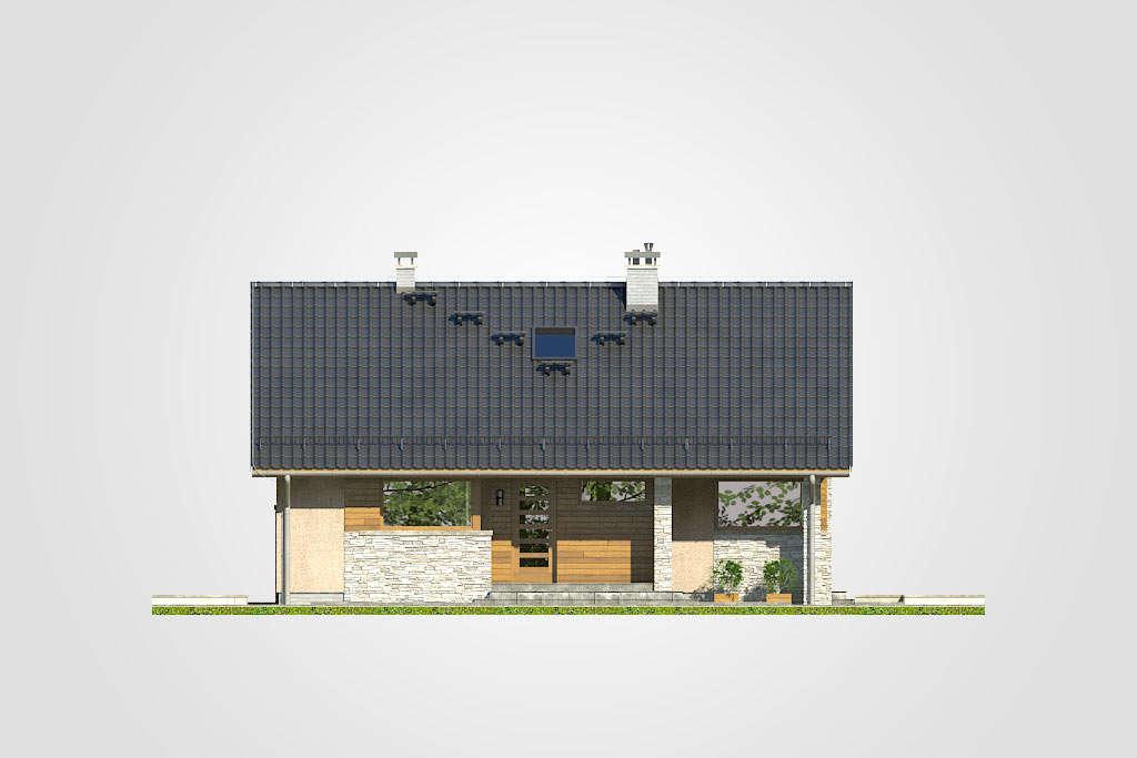 Studio Atrium Ricardo X elewacja front